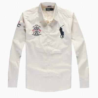 chemise blanche bouton noir ralph lauren chemise femme h m. Black Bedroom Furniture Sets. Home Design Ideas